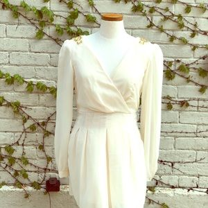 Wedding Romper